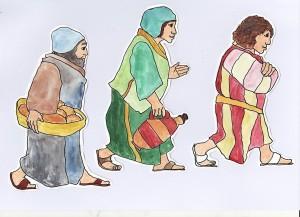 7.1.Einzug in Jerusalem.MK.11,1-11