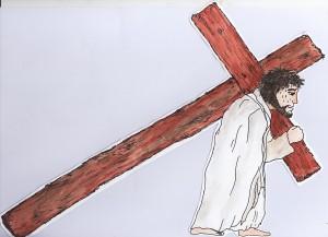17.1.Kreuzigung.Mt.27,31-54
