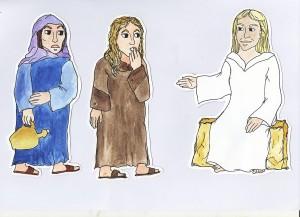 19.Ostern.Mt.28,1-10
