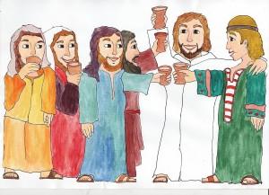 3.Hochzeit zu Kanaa.Joh.2,1-11