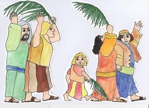 7.3.Einzug in Jerusalem